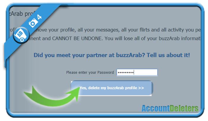 delete buzzarab account 4
