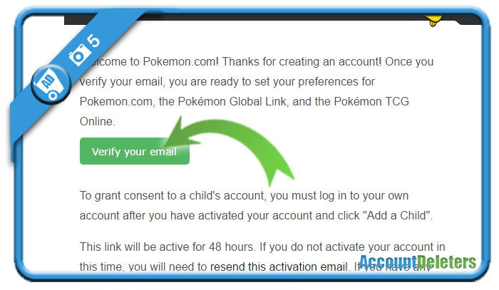 create pokemon trainer club account 5