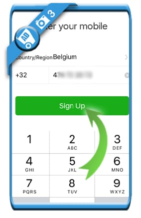 create wechat account 3