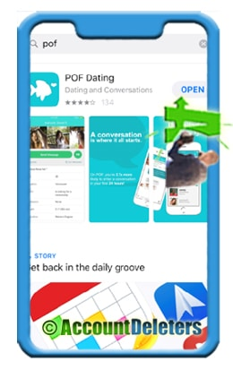 How to create a new POF dating account on mobile