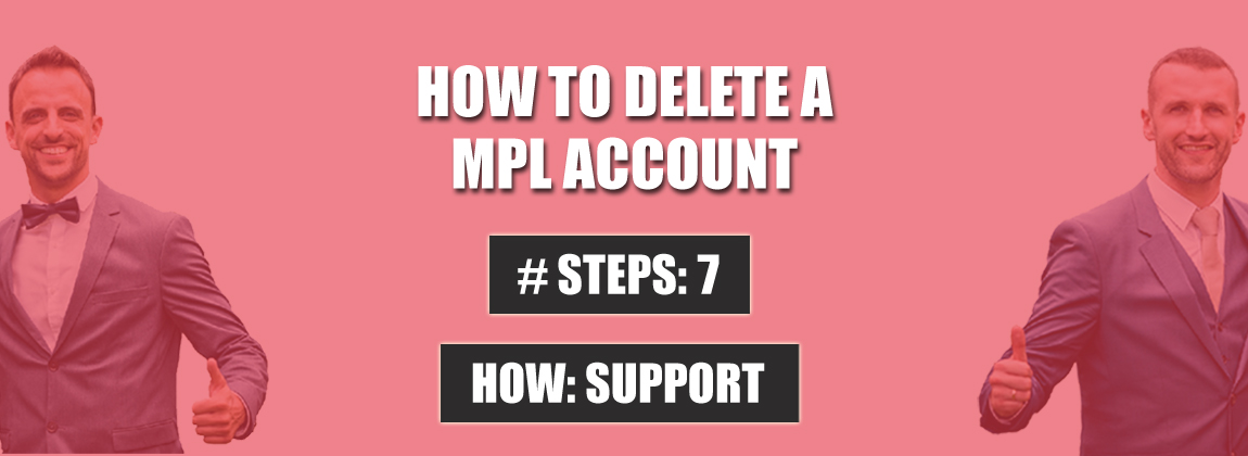 How To Delete An Mpl Account